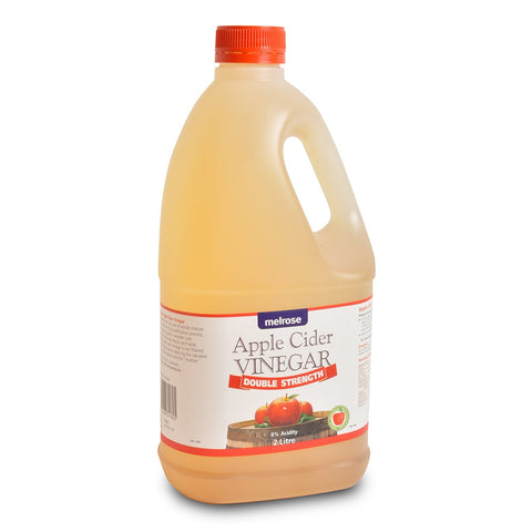 Apple Cider Vinegar (Double Strength) 2 Litre Melrose