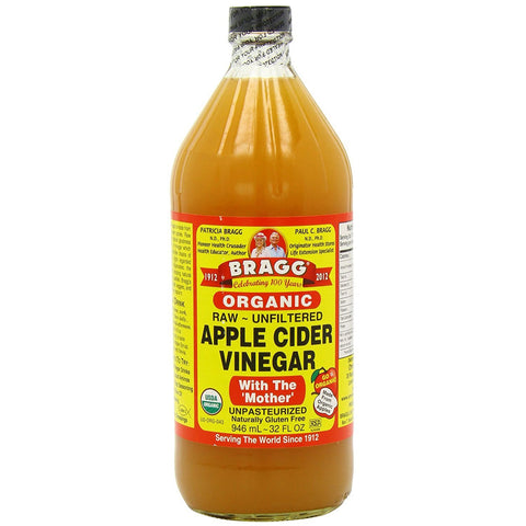 Organic Apple Cider Vinegar 946ml - Bragg