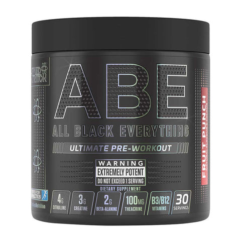 ABE (All Black Everything) by Applied Nutrition