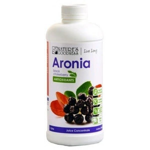 Aronia Juice Concentrate 1 Litre by Natures Goodness