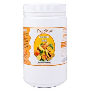 Ascorbic Acid 1kg Powder by OxyMin