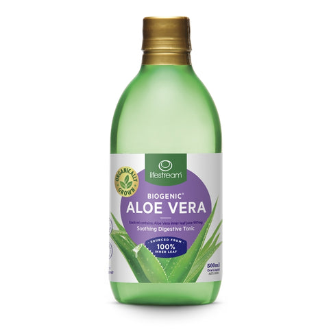 Image of Aloe Vera tonic 500ml by Lifestream