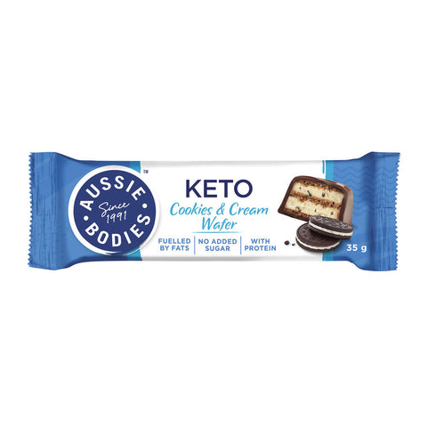 Image of Shape Keto Wafer Bar by Aussie Bodies