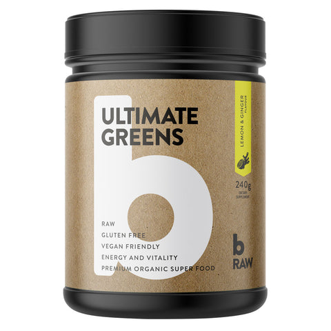 Ultimate Greens by B Raw