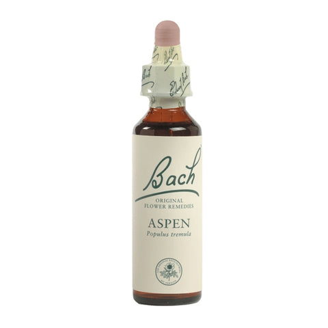 Image of Aspen - Bach Original Flower Remedies