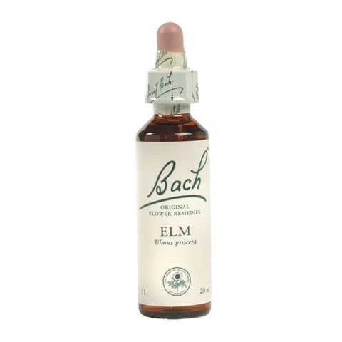 Image of Elm - Bach Original Flower Remedies