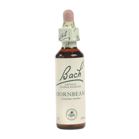 Image of Hornbeam - Bach Original Flower Remedies
