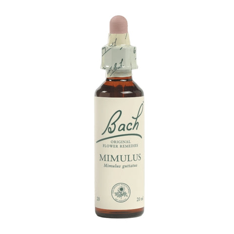 Image of Mimulus - Bach Original Flower Remedies