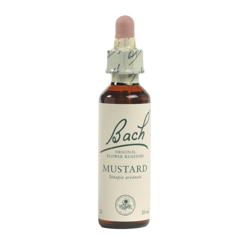 Mustard - Bach Original Flower Remedies