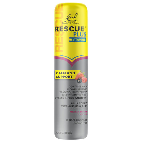 Rescue Plus by Bach