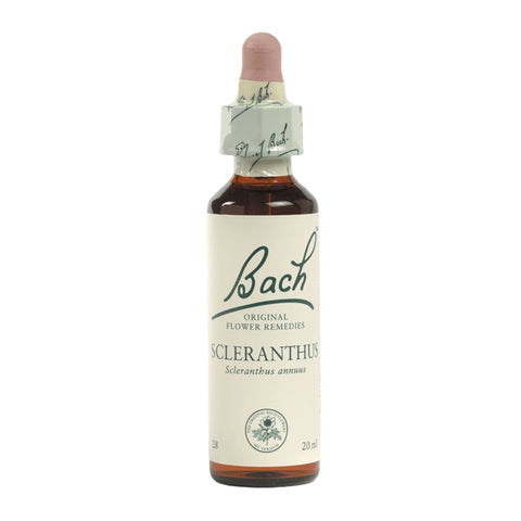 Image of Scleranthus - Bach Original Flower Remedies