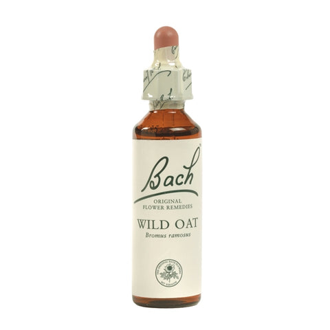 Image of Wild Oat - Bach Original Flower Remedies