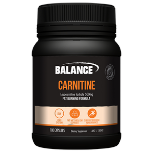 Carnitine 500mg by Balance