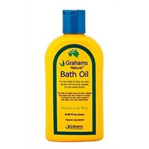 Grahams Natural Bath Oil 220ml