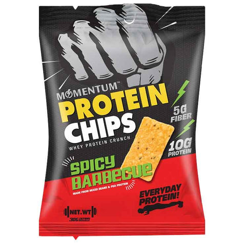 Momentum Protein Chips - A Delicious Protein Snack