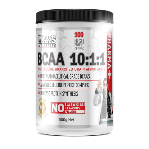 Image of Maxs Lab Series BCAA 10:1:1 500g