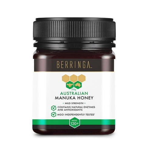 Super Manuka Honey MGO 120+ 250g by Berringa
