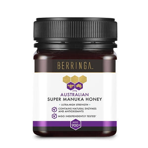 Super Manuka Honey MGO 900+ 250g by Berringa