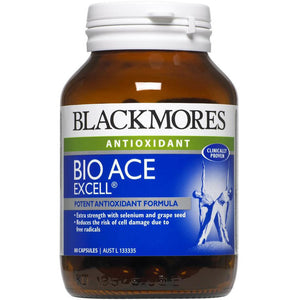 Bio ACE Excell 80 Capsules by Blackmores