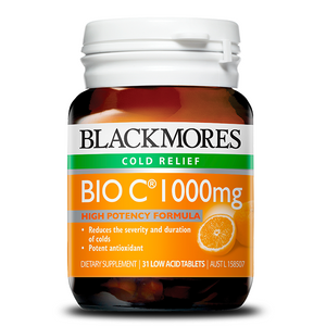 Bio C 1000mg 31 Tablets by Blackmores