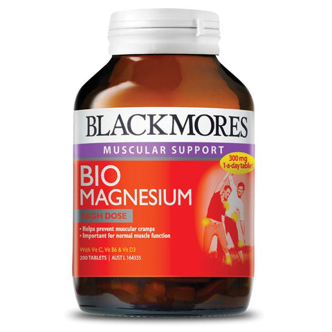 Image of Bio Magnesium 50 Tablets by Blackmores