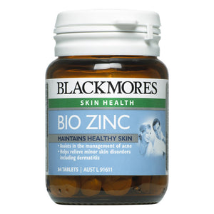 Bio Zinc 84 Tablets by Blackmores