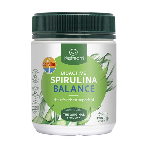Image of Lifestream Bioactive Spirulina Balance 200g