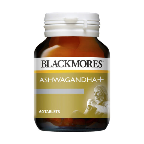 Blackmores Ashwaganda+ 60 Tablets