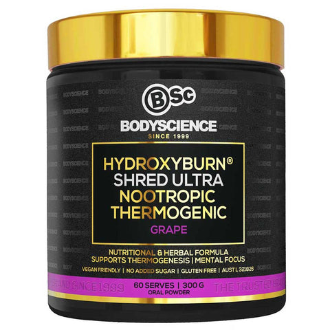 Hydroxyburn Shred Ultra by Body Science BSc