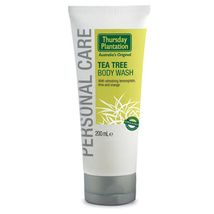 Tea Tree Body Wash 200ml by Thursday Plantation