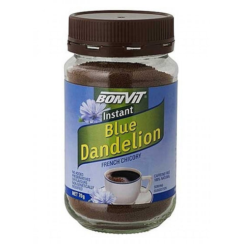 BonVit Instant Blue Dandelion French Chicory 70g