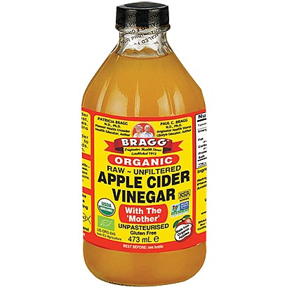 Organic Apple Cider Vinegar 473ml - Bragg