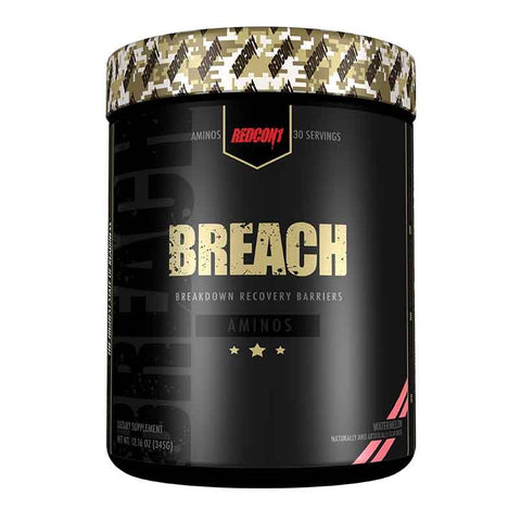 Breach BCAA + Electrolytes 30 Serves by Redcon1