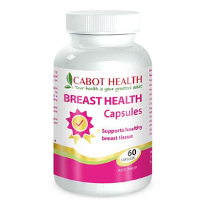 Breast Health Capsules by Cabot Health