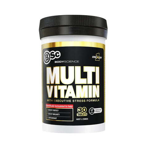 BSc Multi Vitamin 30 Tablets