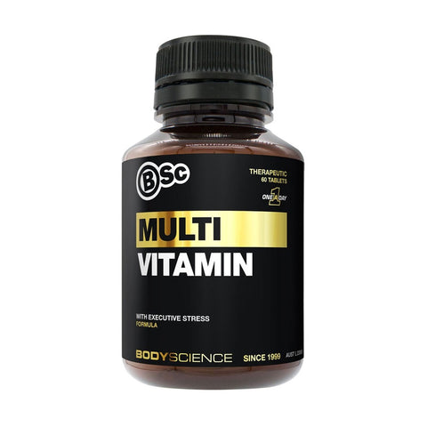 BSc Multi Vitamin 60 Tablets