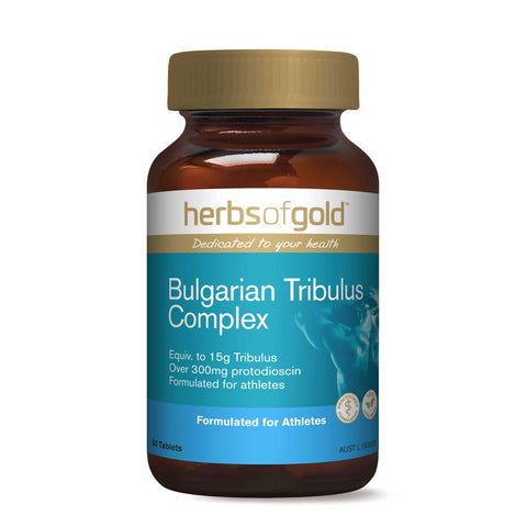 Bulgarian Tribulus Complex 60 tablets by Herbs of Gold