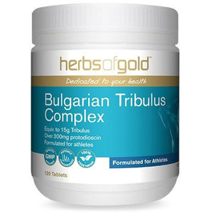 Bulgarian Tribulus Complex 120 Tablets - Herbs of Gold
