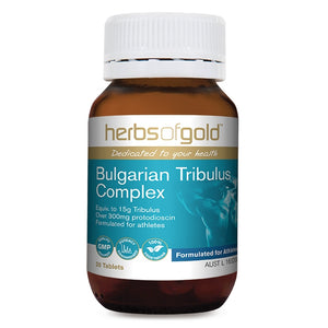 Bulgarian Tribulus Complex 30 Tablets - Herbs of Gold