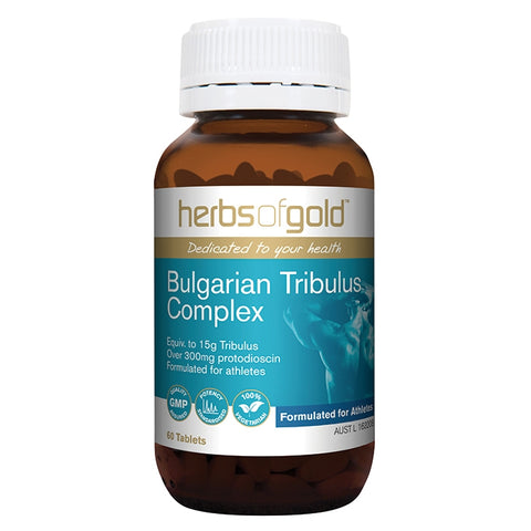 Bulgarian Tribulus Complex 60 Tablets - Herbs of Gold