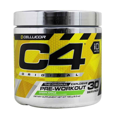 Image of Cellucor C4 iD 30 Serves
