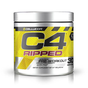 C4 Ripped Pre Workout 30 Serve by Cellucor