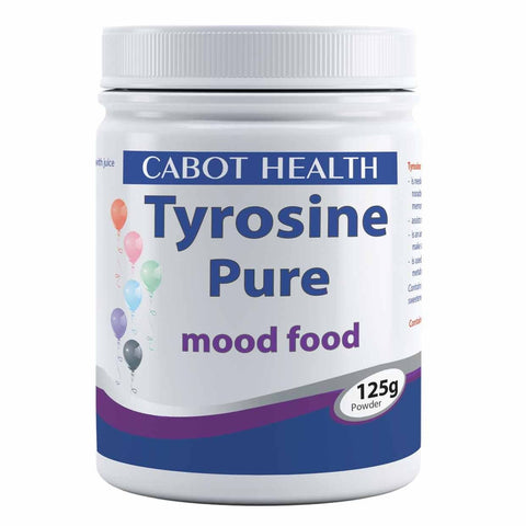 Tyrosine Mood Food 125g - Cabot Health