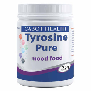 Tyrosine Mood Food 75g - Cabot Health