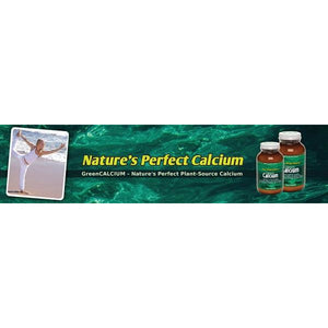 Green Calcium 240 Vege Capsules by Green Nutritionals (MicrOrganics)