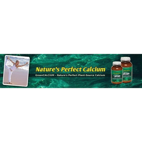 Green Calcium Powder 250g by Green Nutritionals (MicrOrganics)