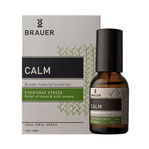 Calm (Nervatona) Oral Spray by Brauer Natural Medicines