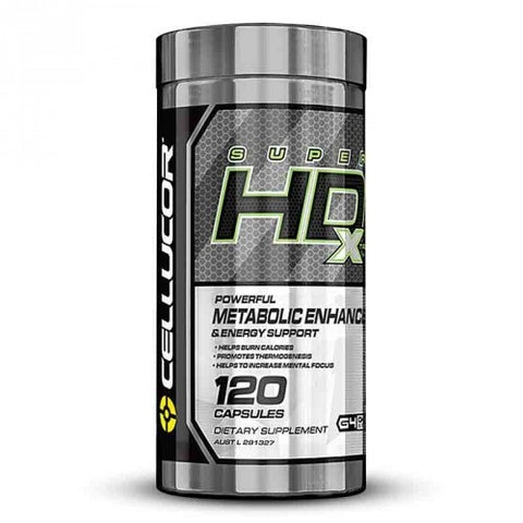 Cellucor Super HD Xtreme 120 Capsules