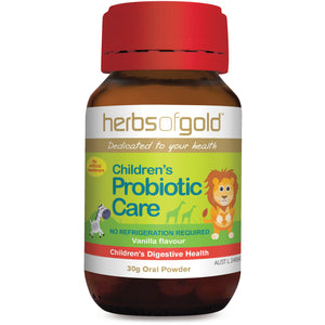 Childrens Probiotic Care by Herbs of Gold