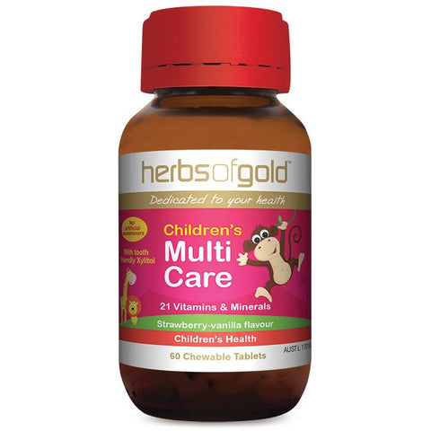 Image of Childrens Multi Care by Herbs of Gold